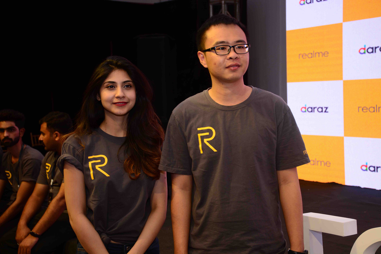 realme 3 - launch event