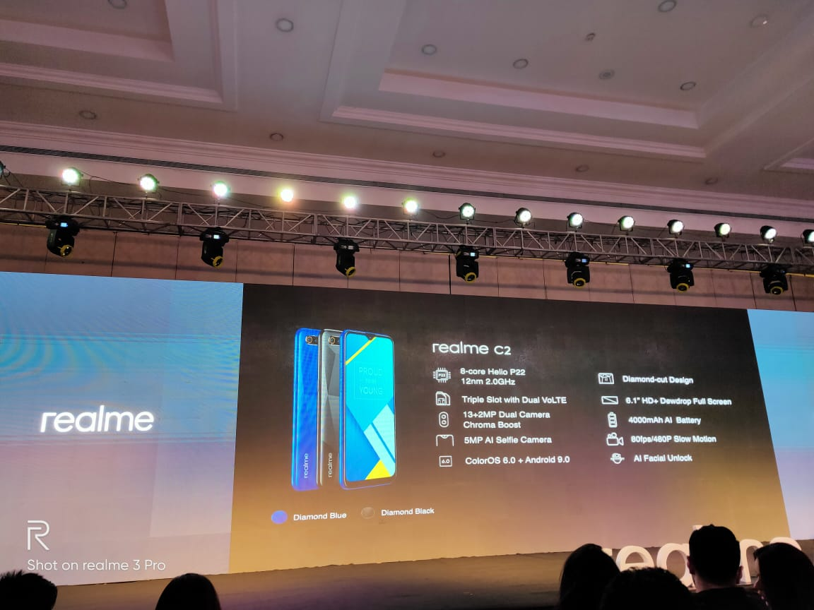 Realme Unveils 2 New Products At The Anniversary Launch Event (1)