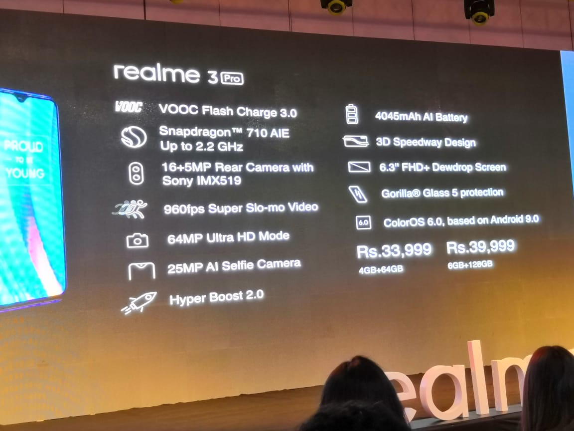 Realme Unveils 2 New Products At The Anniversary Launch Event (2)
