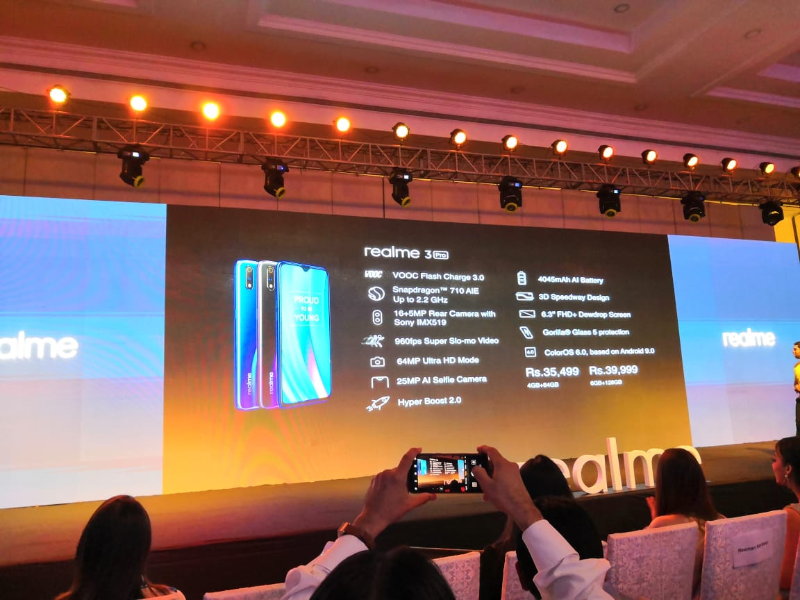 Realme Unveils 2 New Products At The Anniversary Launch Event (4)